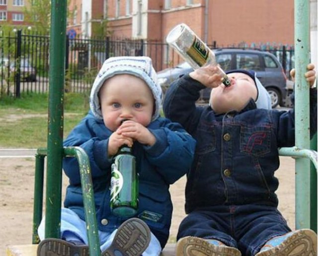 Amazing Funny Drunk Kids (27)