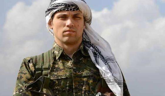 Islamic state jordan matson
