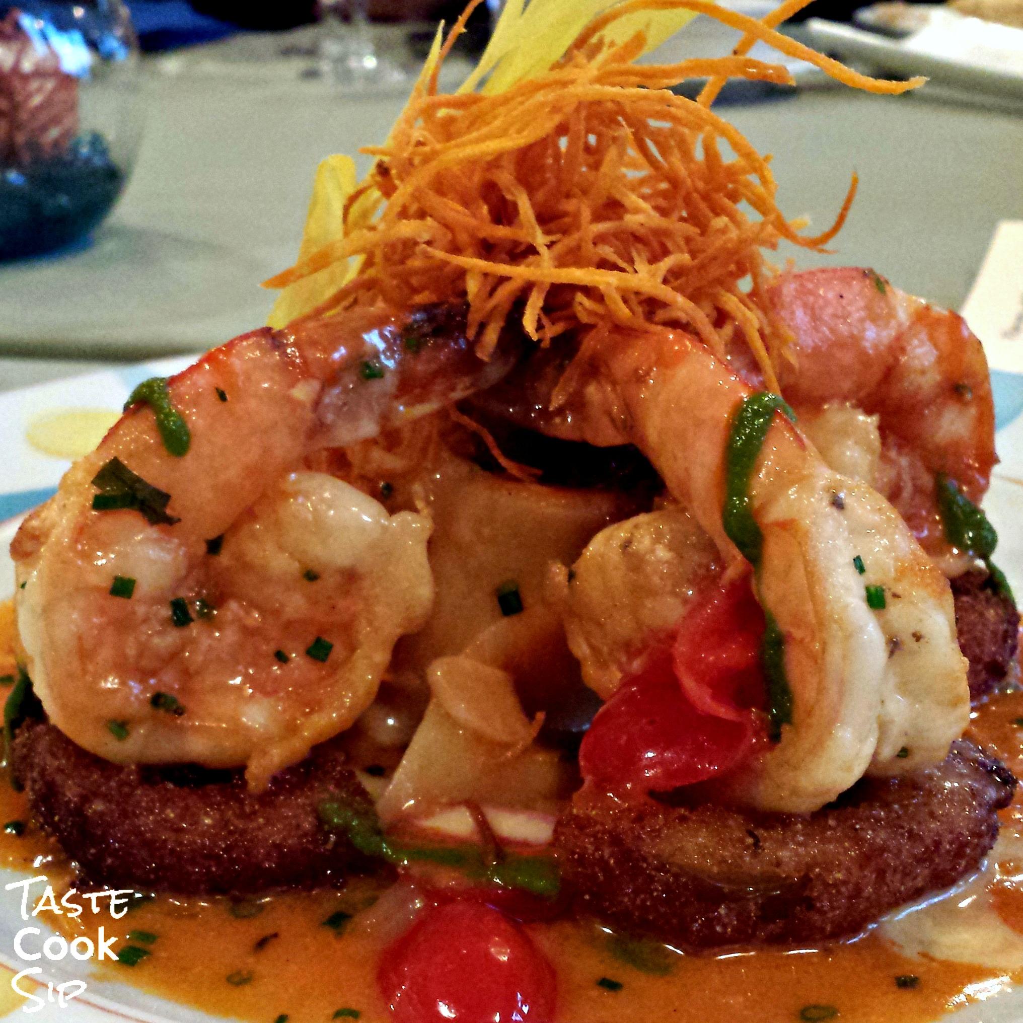 Hemingways Duval Street Shrimp Scampi